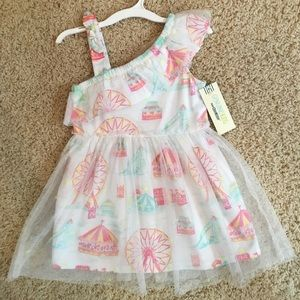 NWT Girls 3T OshKosh Genuine Kids Dress
